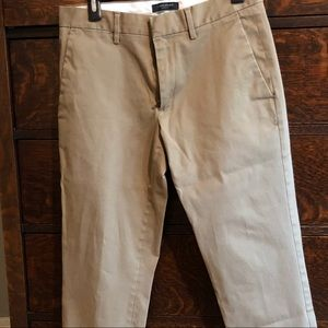 Banana Republic Rapid Movement Chino, 30